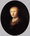 Rembrandt van Rijn - Portrait of a Young Woman 1632