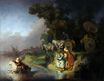 Rembrandt van Rijn - The Rape of Europe 1632