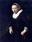 Rembrandt van Rijn - A Portrait of a Young Woman Seated 1633