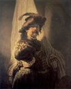 Rembrandt van Rijn - The Standard Bearer 1636