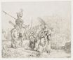Rembrandt van Rijn - The baptism of the eunuch 1641