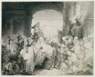 Rembrandt van Rijn - The triumph of Mordechai 1641