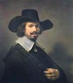 Rembrandt van Rijn - Portrait of a Man 1647