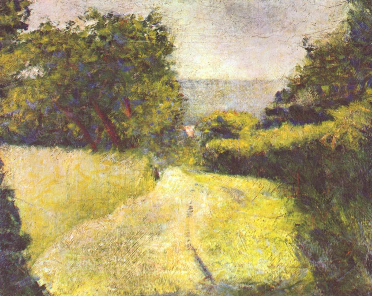 The Hollow Way 1882