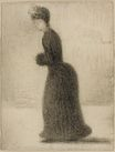 Woman with a Muff 1884