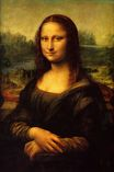 Leonardo da Vinci - Mona Lisa also known as 'La Gioconda'. Portrait of Lisa Gherardini 1504