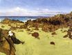 The Coast of Brittany 1861