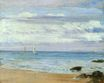 Blue and Silver Trouville 1865