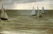 Trouville. Gray and Green, the Silver Sea 1865