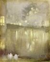 Nocturne Grey and Gold. Canal 1884