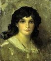 Head of a Young Woman 1890