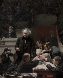 Thomas Eakins - The Gross Clinic 1875