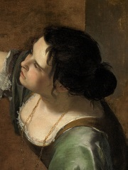 Artemisia Gentileschi 1593–1656; Italian Baroque; most famous woman painter of the 17th century - 50 works