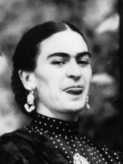 Frida Kahlo 1907-1954; Mexican painter, Surrealism, Magic realism - 101 works